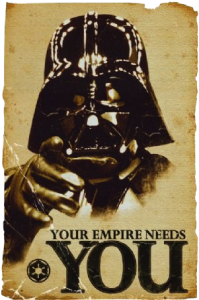 Your Empire needs you - job offer